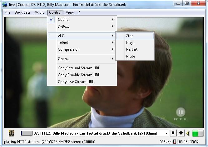 Binre optionen live stream url